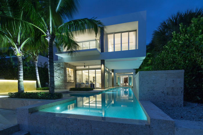 Miami Lighting Design Born From The Sensitivity Of Its